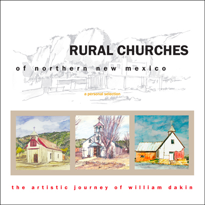 Rural Churches of Northern New Mexico